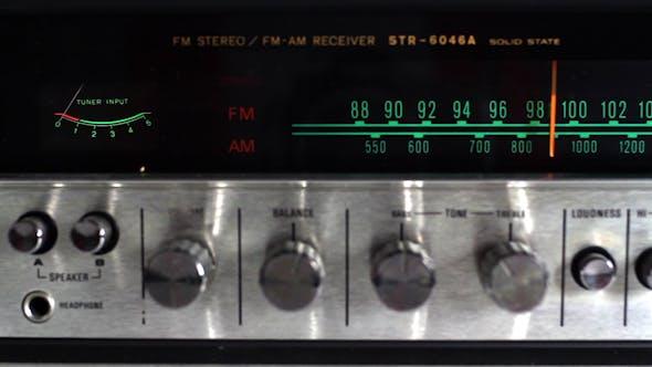 Thumbnail for Vintage Radio Dial 2