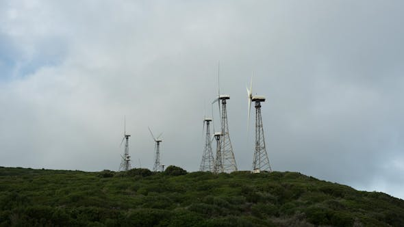 Thumbnail for Wind Turbines, Clean Energy