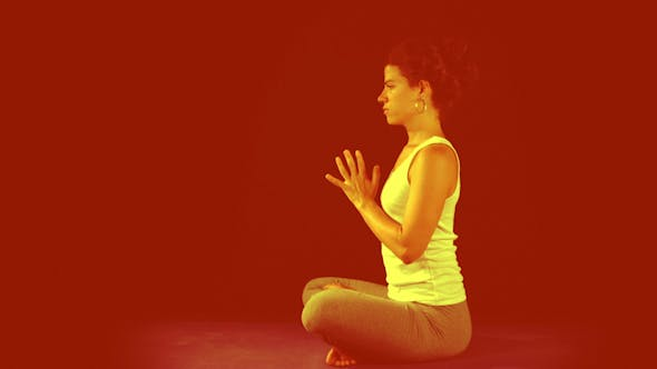 Yoga Poses Studio Shoot 1