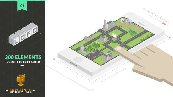 Thumbnail for Lopo | Isometric Explainer Kit