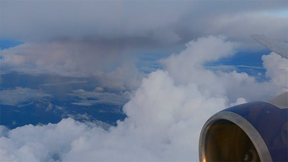 Thumbnail for Multilayered Cumulus Clouds