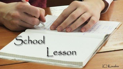 School Lesson