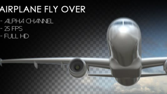 Thumbnail for Airplane Fly Over