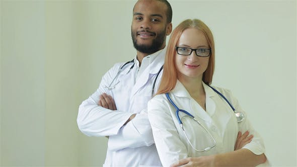 Thumbnail for Attentive Doctor Showing A Patient A Drug