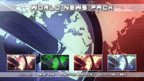 Thumbnail for World News Pack