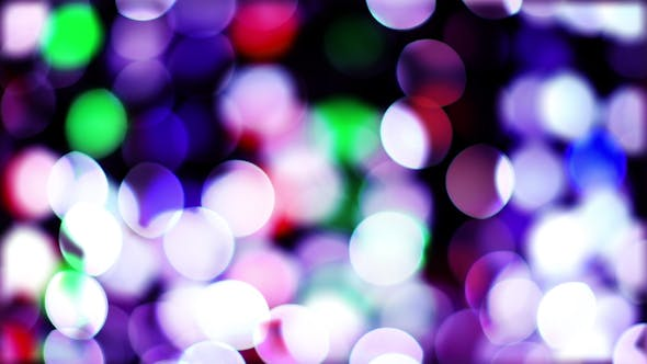Thumbnail for Abstract Light Pattern Color 2