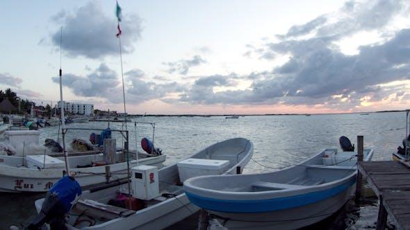 Thumbnail for Fishing Boats Caribbean Fishing Boats