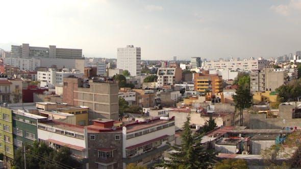 Mexico Df Skyline 14