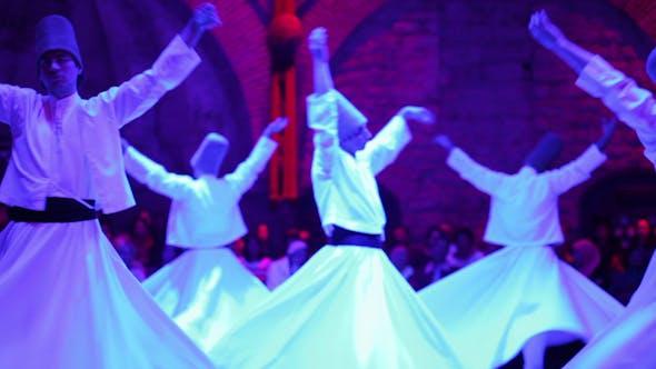 Thumbnail for Sufi Dervish Dancers Istanbul 16