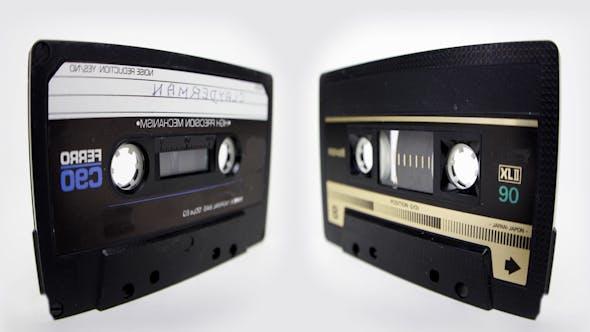Thumbnail for Vintage Cassette Tape 5