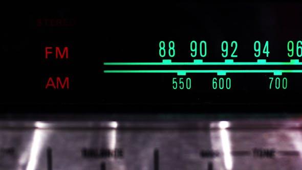 Thumbnail for Vintage Radio Dial 13