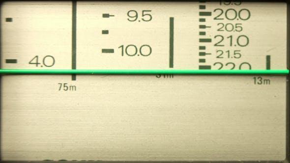 Thumbnail for Vintage Radio-Zifferblatt 20