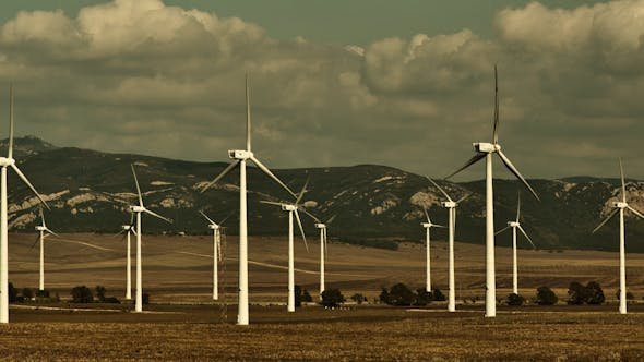 Thumbnail for Wind Turbines, Clean Energy 9