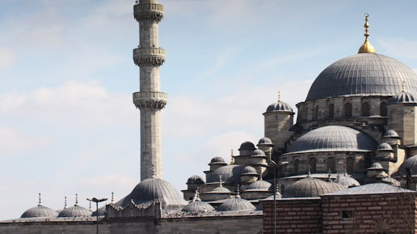 Thumbnail for Yeni Cami Mosque In Istanbul 5