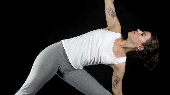 Thumbnail for Yoga Moves And Poses Studio Shoot 3