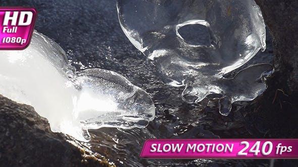 Thumbnail for Frozen Mountain Stream