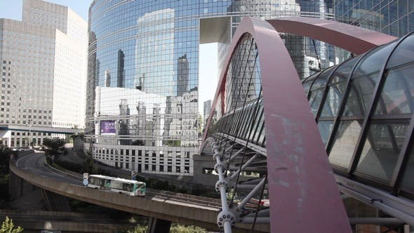 Thumbnail for Paris  Pedestrian Bridge