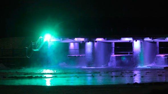 Thumbnail for Illuminated Waterworks