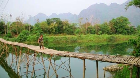 Thumbnail for Easygoing Daily Life of Vang Vieng, Laos 8