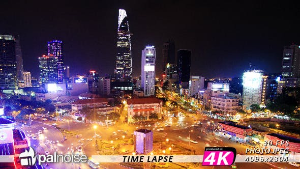 Thumbnail for Saigon Ho Chi Ming City Square, Vietnam