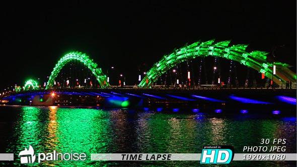 Thumbnail for Dragon Bridge Asia LED Lights