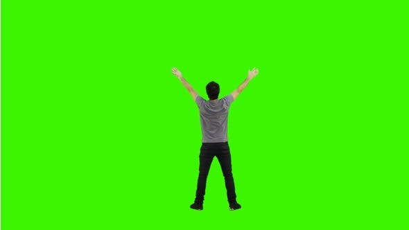 Thumbnail for Cheering Fans on Green Screen
