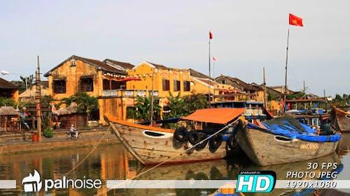 Vietnam Traditional Village