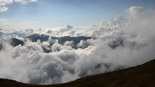 Thumbnail for Magnificent Landscape Above the Clouds 11