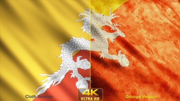Thumbnail for Bhutan Flags