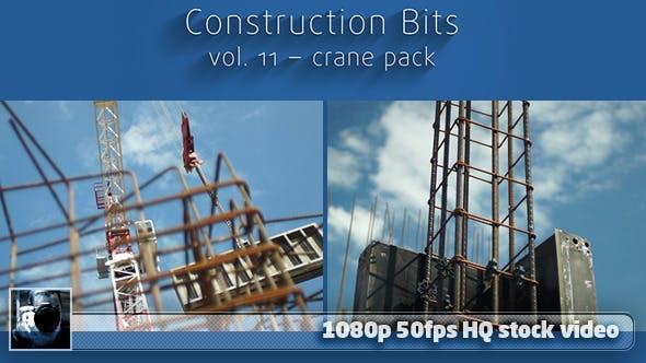 Thumbnail for Construction Bits 11 -- Crane Pack
