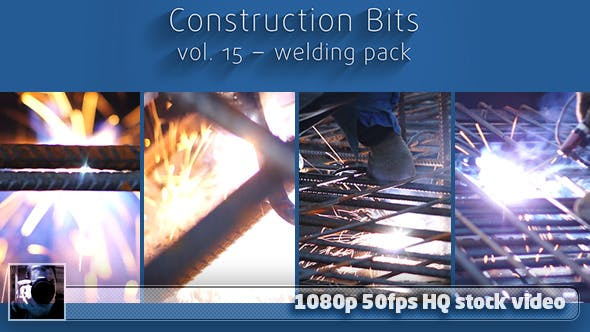 Thumbnail for Construction Bits 15 -- Welding Pack