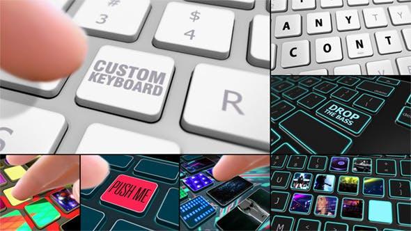 Thumbnail for Custom Keyboard