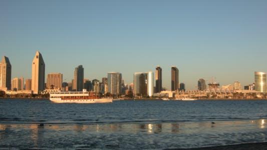 Thumbnail for San Diego Skyline