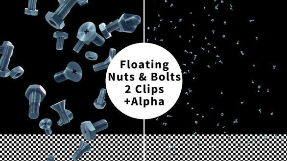 Thumbnail for Floating Nuts and Bolts