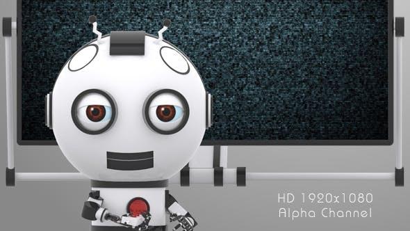 Thumbnail for Robot SS2 - Presentation