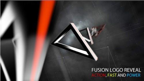 Fusion Logo Reveal