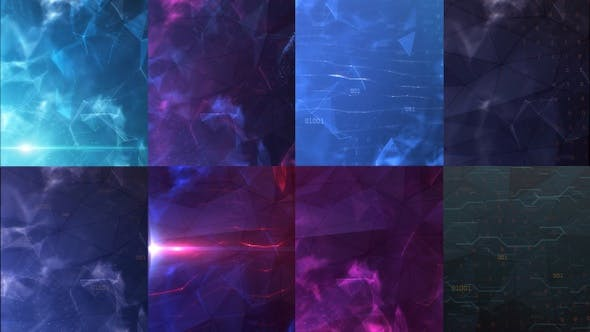 Thumbnail for Abstract Backgrounds Pack