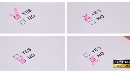 Thumbnail for Choice Of Yes Or No