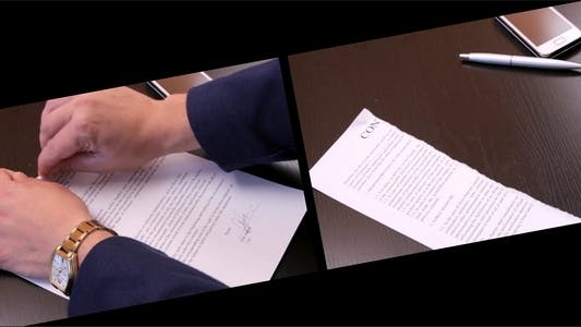 Thumbnail for Termination Of A Contract