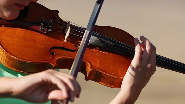 Thumbnail for Violinist 12