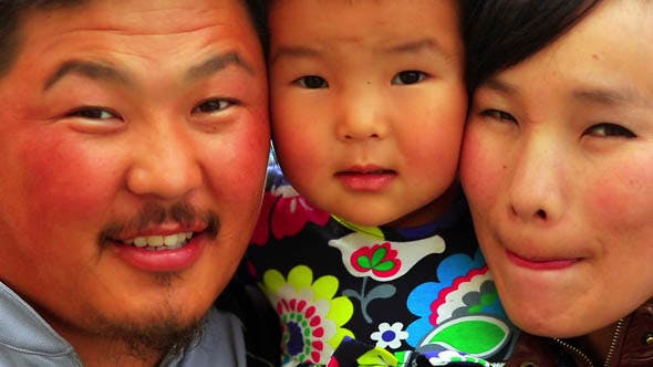 Thumbnail for Portrait Of Mongolian Family 2