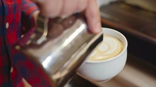 Making Cappuccino