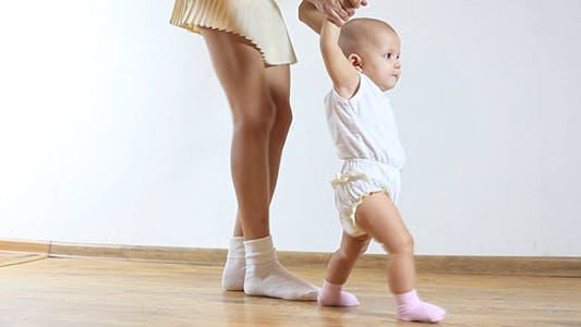 Thumbnail for Little Baby Learns to Walk