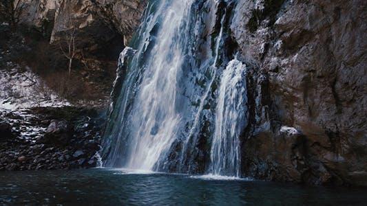 Thumbnail for Mountain Waterfall