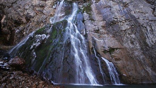 Thumbnail for Mountain Waterfall 3