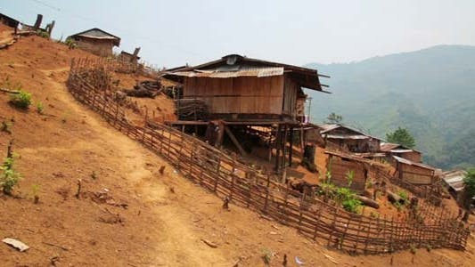 Thumbnail for Indigenous Tribal Culture Of Akha Tribe, Laos 2