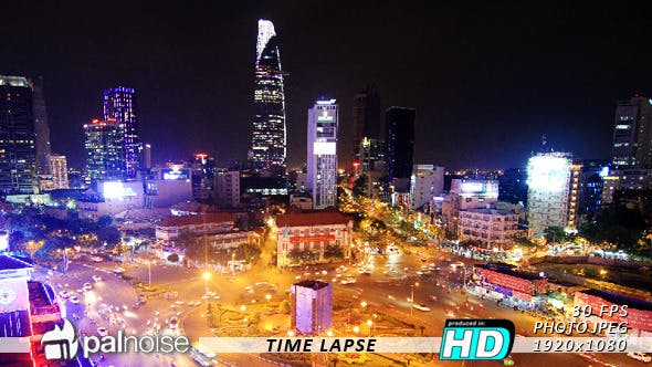 Thumbnail for Ho Chi Ming City,  Saigon, Vietnam