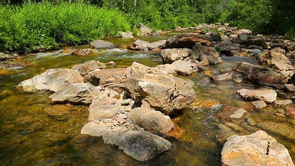 Thumbnail for Mountain River