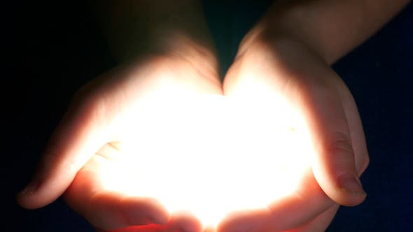 Thumbnail for Boy Holding Light In Her Hands