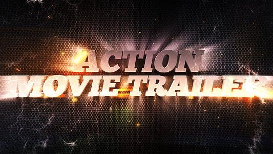 Thumbnail for Tráiler de película de acción